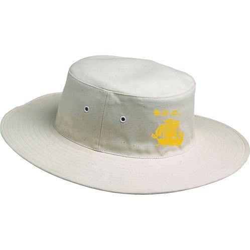 Sun Hat - Cream - Stourport CC