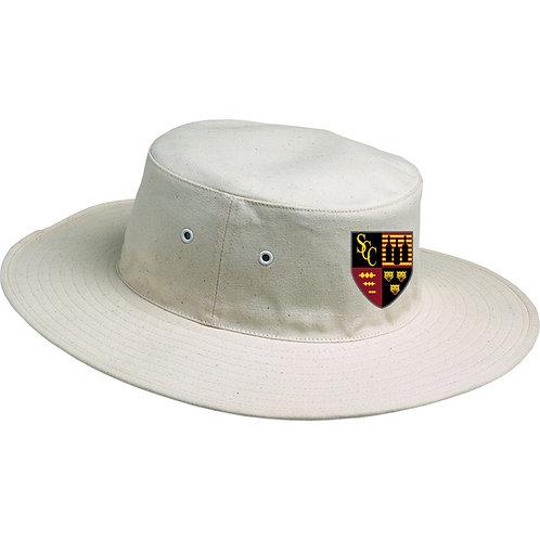 Sun Hat - Cream - Shifnal CC