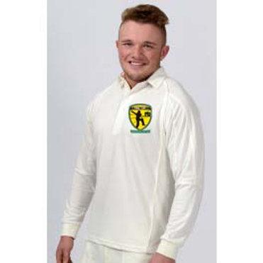 Cricket Shirt Long Sleeve H2   Farmborough