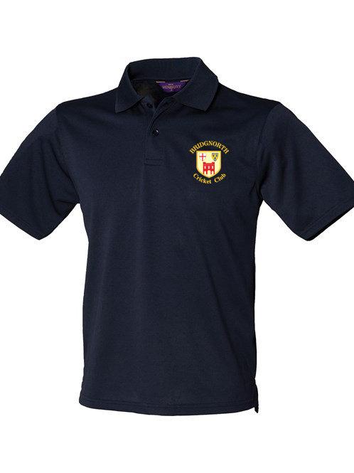 Match Day Polo  (HB475) Navy - Bridgnorth CC