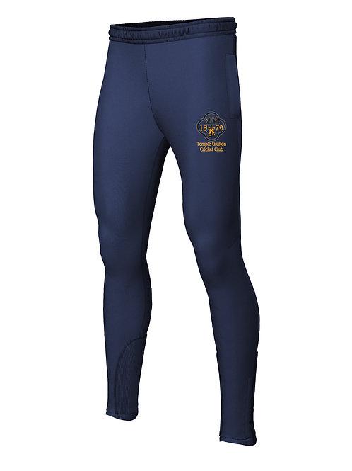 Skinny Pant (H826) Navy - Temple Grafton CC