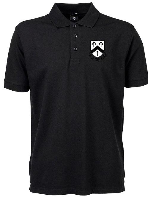 Match Day Polo Shirt (HKK403) Black - Worfield