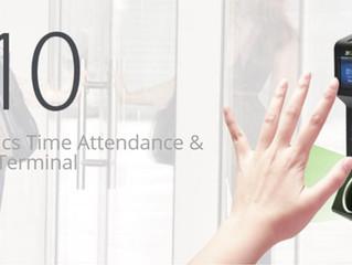 เครื่องลงเวลาด้วยลายนิ้วมือ (Finger Scan Time Attendance)
