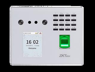 ZKTECO เครื่องสแกนใบหน้าและลายนิ้วมือความเร็วสูง รุ่น MB40-VL/BIO40