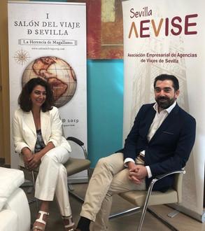 AEVISE organizará en Sevilla el Salón del Viaje El evento, dirigido al público final, contará con un