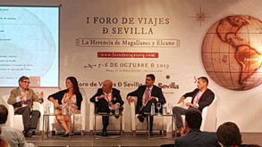 Este fin de semana se ha celebrado el I Salón y Foro de Viajes de Sevilla, organizado por la Asociac