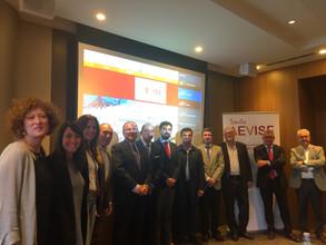 AEVISE celebra su Asamblea General en el Eurostars Torre de Sevilla