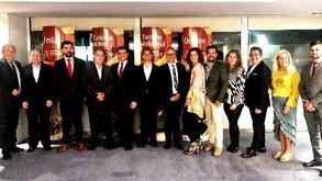 Una delegación de empresas turísticas sevillanas se desplaza a Gran Canaria en una misión comercial