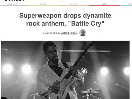 Earmilk covers Superweapon