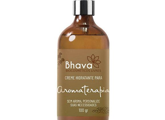 CREME HIDRATANTE PARA AROMATERAPIA – 120ML BHAVA