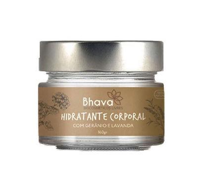 HIDRATANTE CORPORAL NATURAL 160G BHAVA