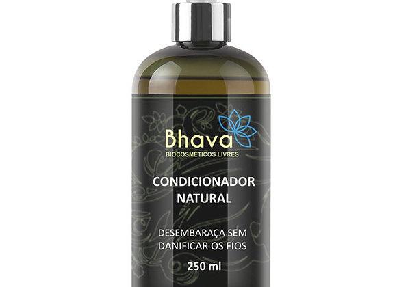 CONDICIONADOR NATURAL PARA CABELOS – 240ML BHAVA