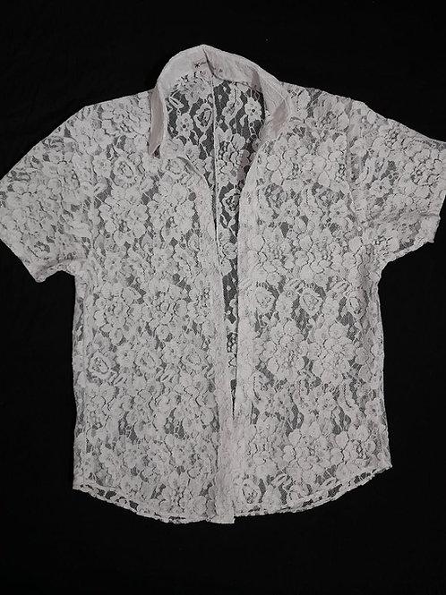 Camisa VG Rendada