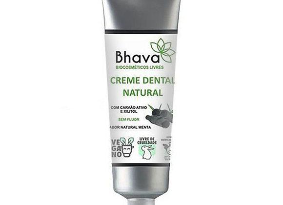 CREME DENTAL NATURAL 85G – BHAVA