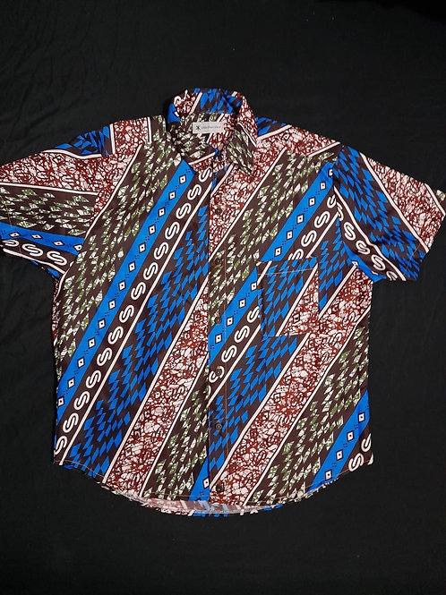 Camisa VG Royals Étnico