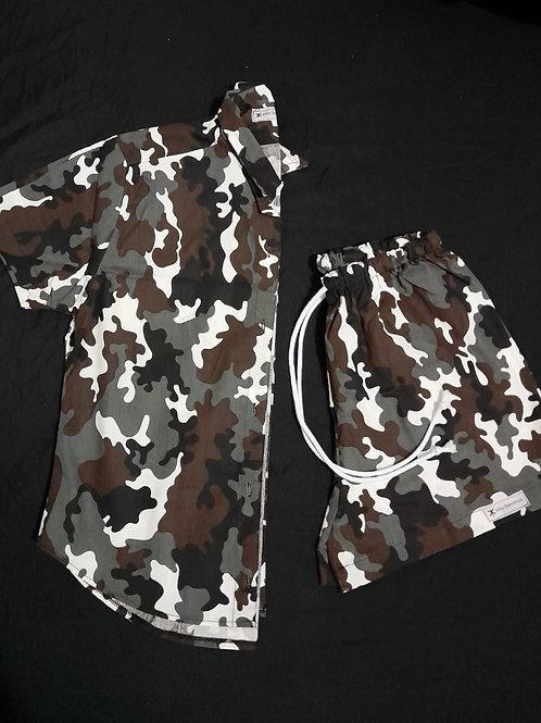 Conjunto VG Camouflaged