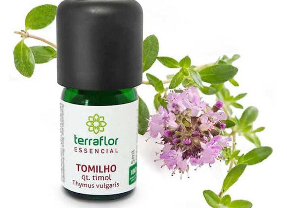 TOMILHO QT. TIMOL 5ML TERRAFLOR