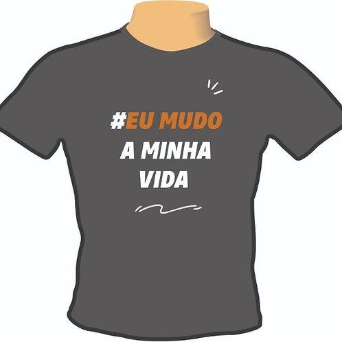 Camisa #EuMudo
