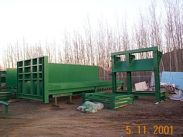 Log Deck
