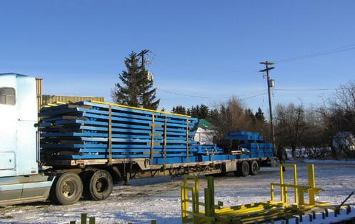 Double Log Deck