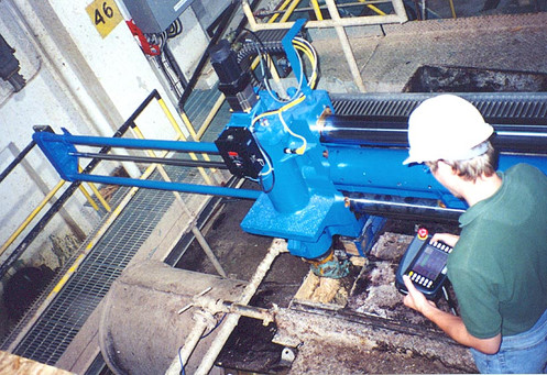 Operator Sharpening Using the Remote HMI