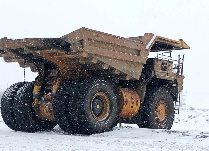 Truck Dump Box
