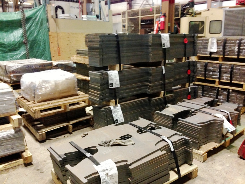 Truck Frame Parts