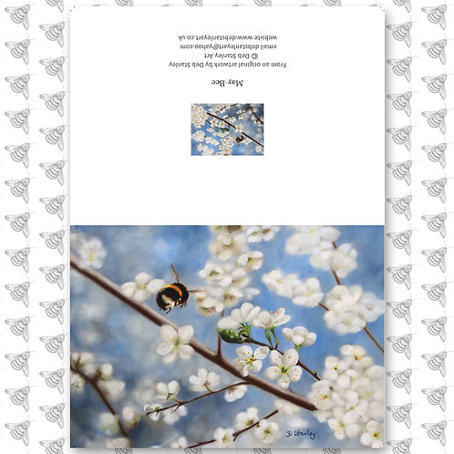 May-Bee - Greeting Card