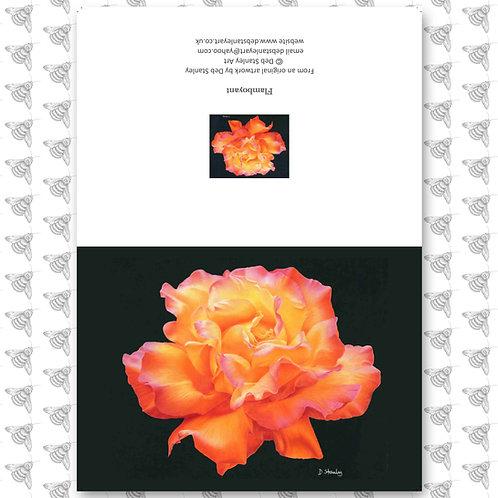 Flamboyant - Greeting Card