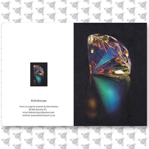 Kaleidoscope - Greeting Card