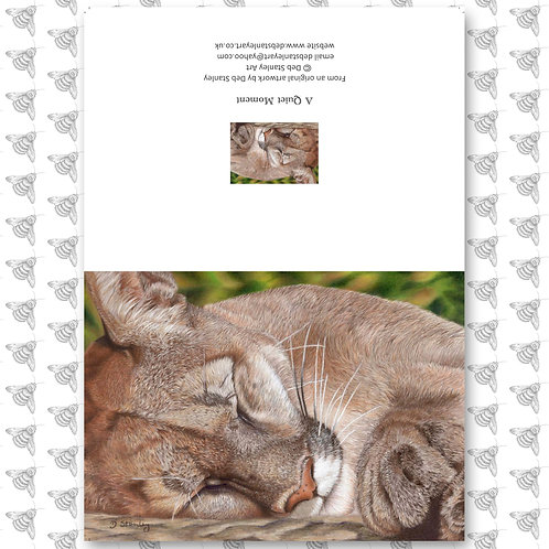 A Quiet Moment- Greeting Card