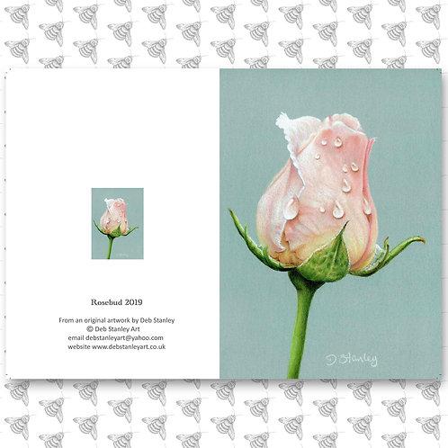 Rosebud 2019 - Greeting Card