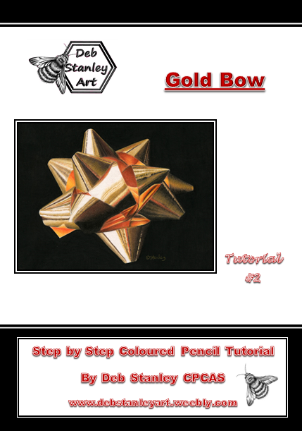 Gold Bow Tutorial #2