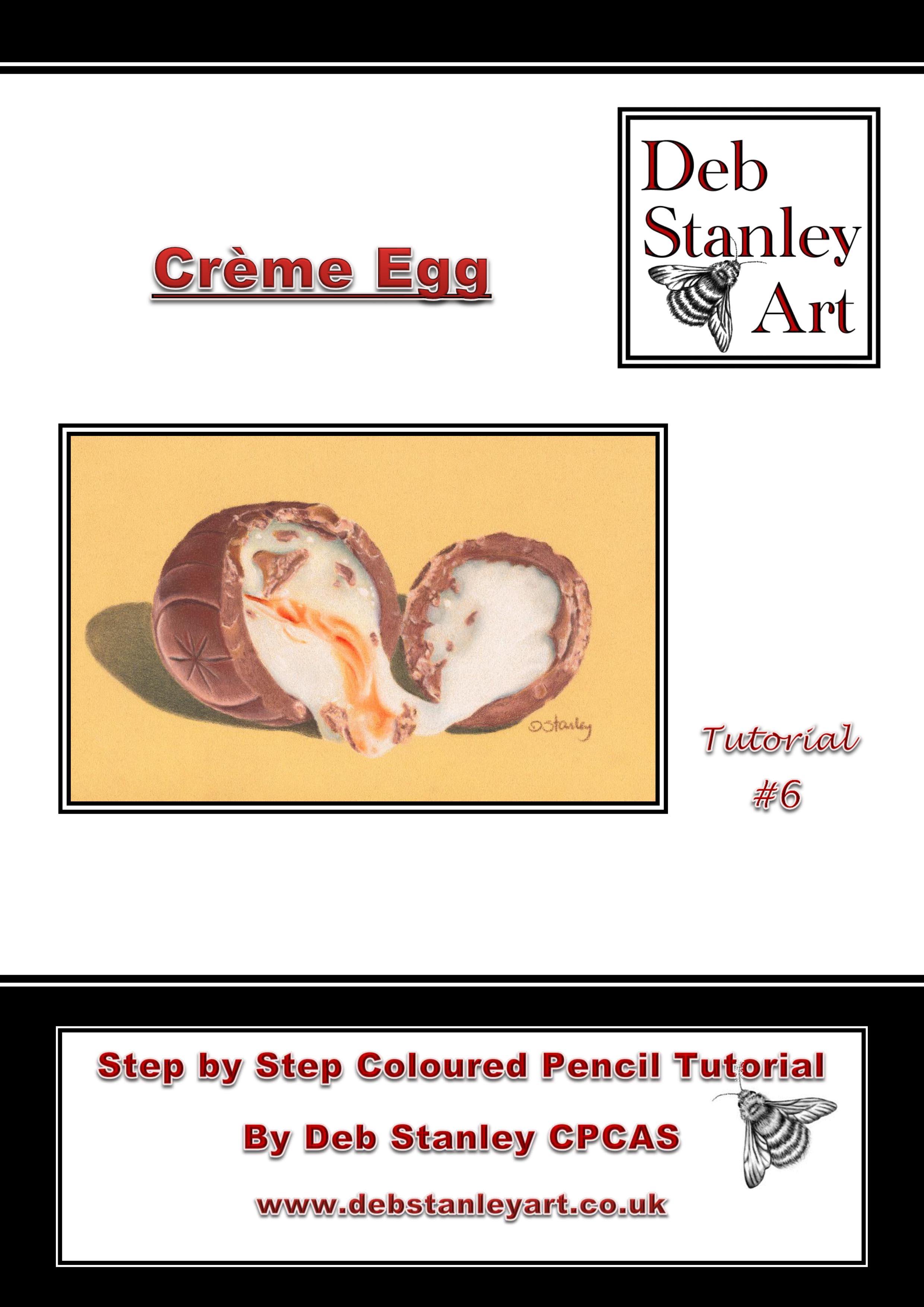 Creme Egg Cover