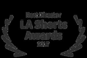 Best Director - LA Shorts Awards - 2017_