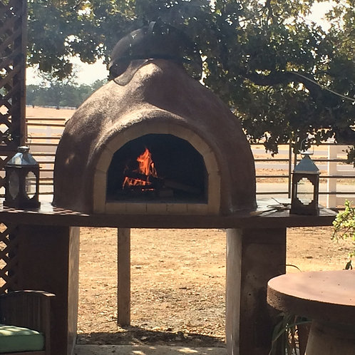 Wine and Wood Fired Pizza Night