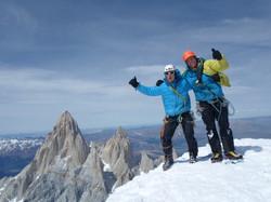 Summit Cerro Torre