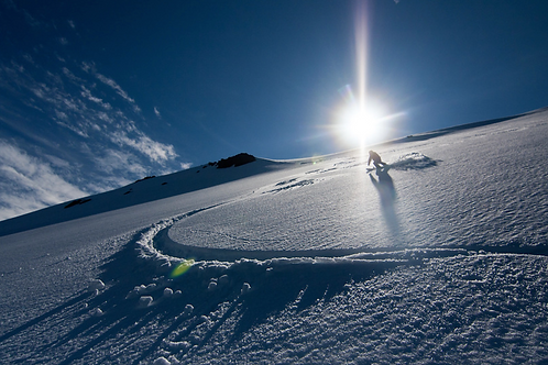 CERRO UNION SKI TOURING (CENTRAL ANDES )