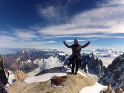 Cumbre Monte Fitz Roy