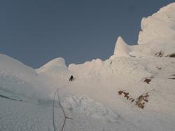 Cerro Torre near the Elmo