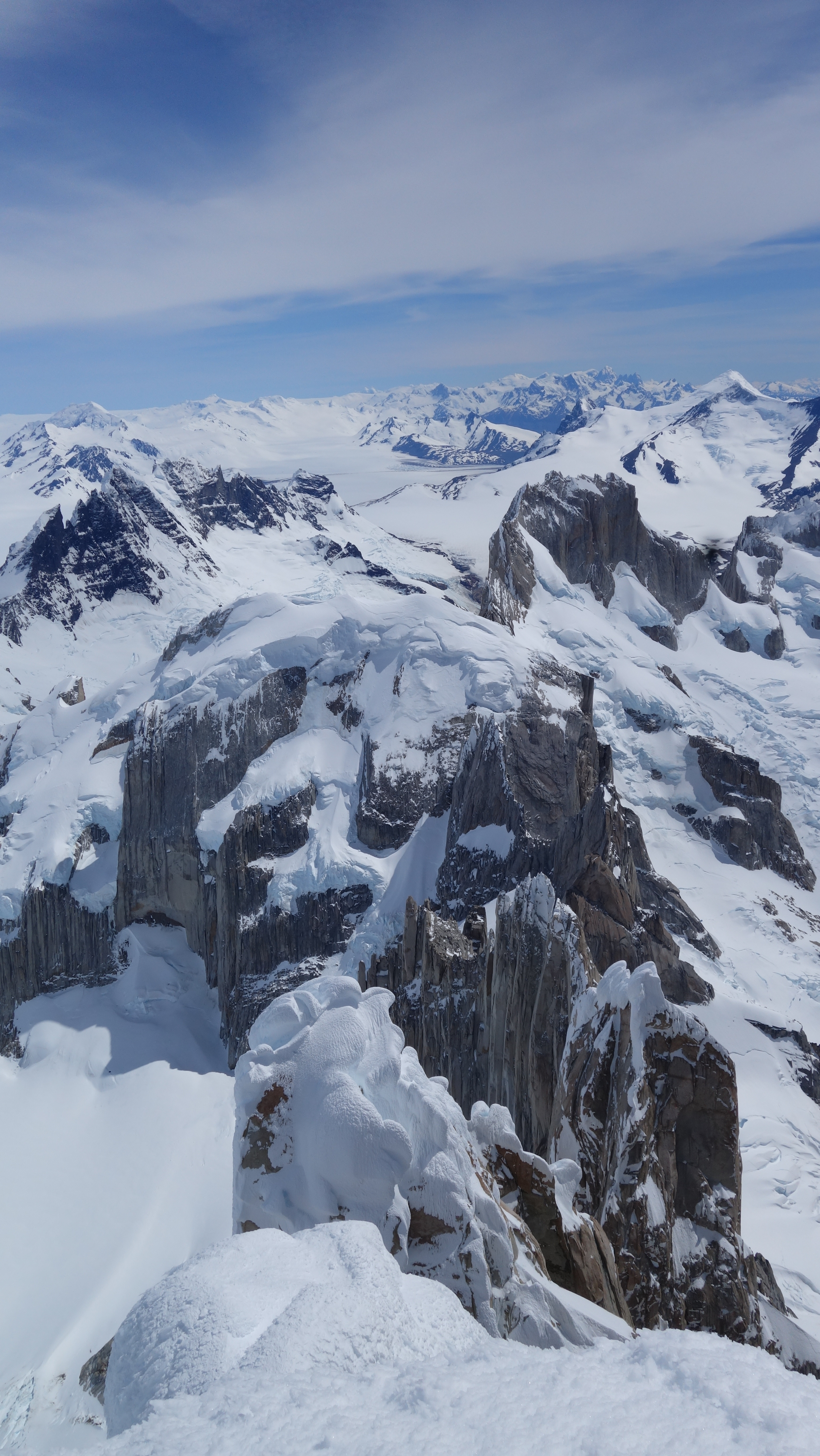 Cerro Torre views