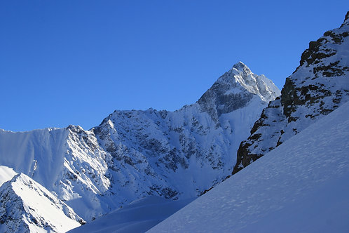 CENTRAL ANDES SKI TOURING 7 days