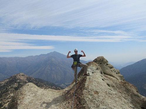 FULL DAY CLIMBING TORRECILLAS WALL ( MULTIPITCH )