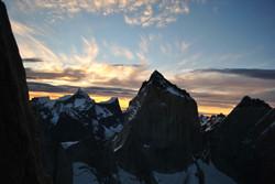 Sunset, Valle del Silencio