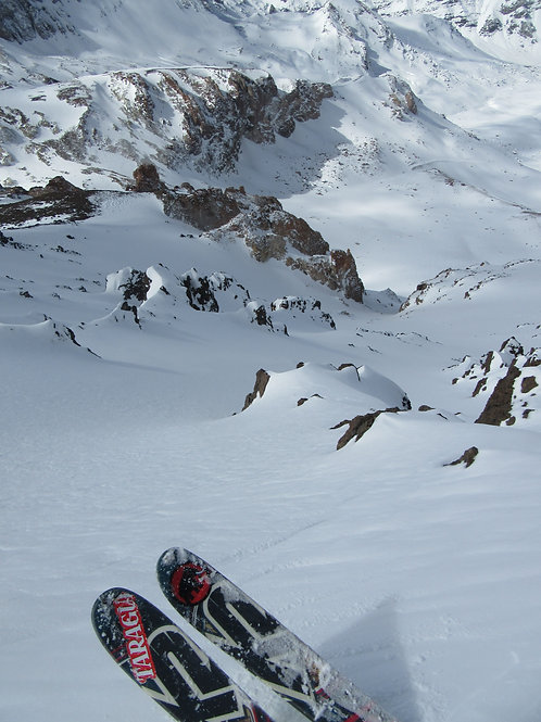 CENTRAL ANDES SKI TOURING FULL DAY