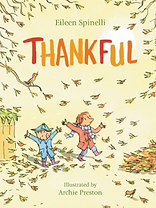 thankful, eileen spinelli