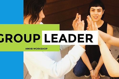 Group Leader Training Workshop