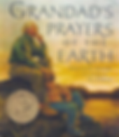 grandad's prayers of the earth, douglas wood