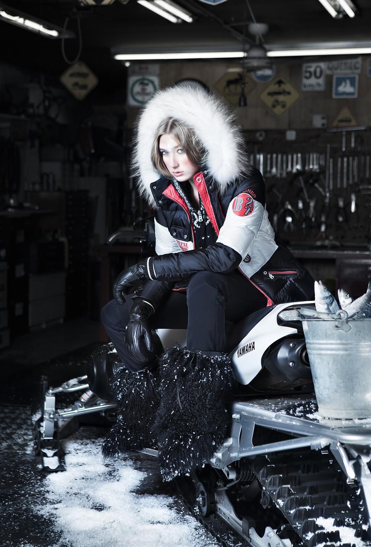 Bolero Snow-Shooting