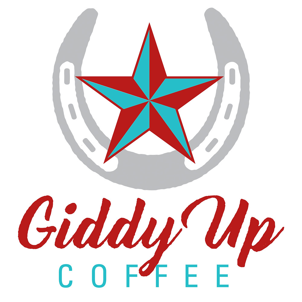 Giddy Up Coffee Logo